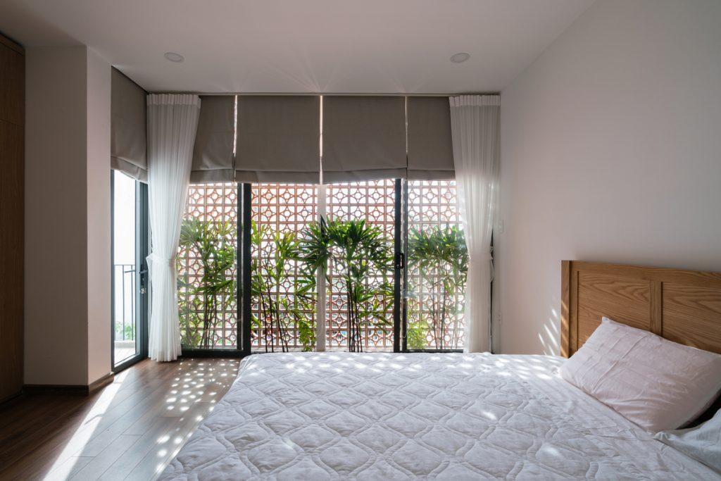 Thiết kế cửa sổ hợp lý giúp nhà thông thoáng hơn